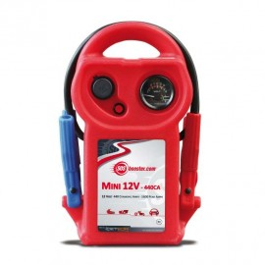Arrancador Baterías Booster Sos Mini V-440