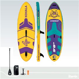 "DVSport Stream 9'8"" Wind SUP Hinchable"