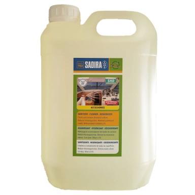 Limpiador Desinfectante Sadira SHD 5L