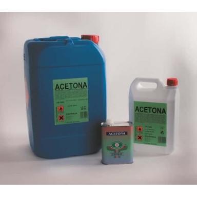 Acetona Icopresa 1L