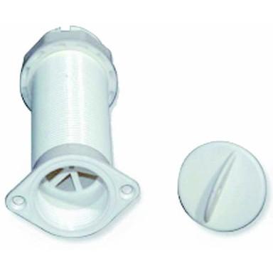 Pasacascos Con Válvula 145 mm Longitud