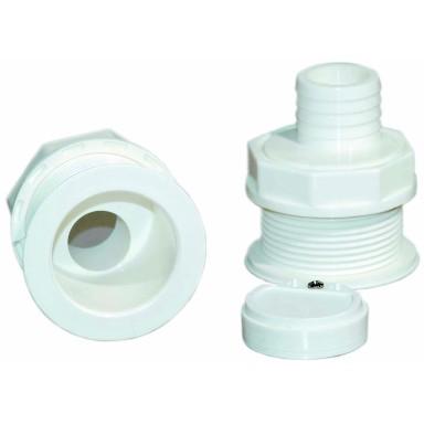 Pasacascos Con Válvula 44 mm Longitud