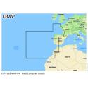Cartografía C-MAP 4D Max+ Wide