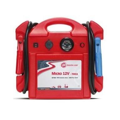 Arrancador Baterías Booster Sos 700