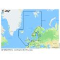 Cartografía C-MAP MAX-N+ Continental