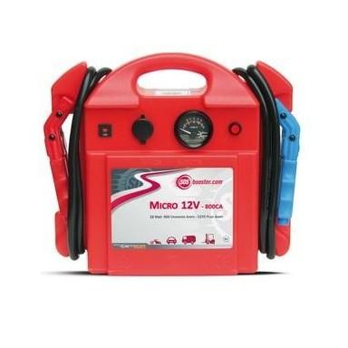 Arrancador Baterías Booster Sos 800