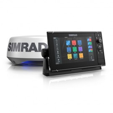 Pack Radar Simrad HALO20+ Simrad NSS9 EVO3S
