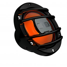 Altavoces Hertz Marine HEX 8 S LED 200W Carbón Powersport