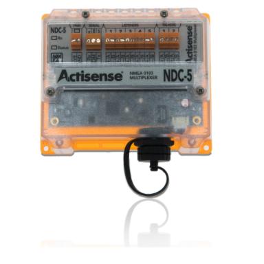 Concentrador Señal NMEA 0183 Actisense NDC-5