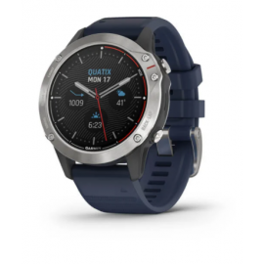 Garmin Quatix 6 Reloj Náutico GPS