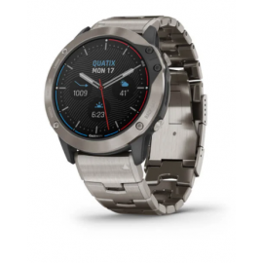 Garmin Quatix 6X Solar Reloj Náutico GPS