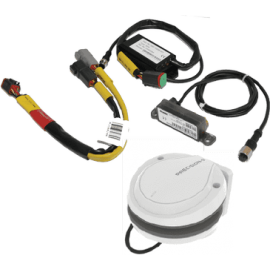 Kit Volvo Ips Pilotos Automaticos Simrad