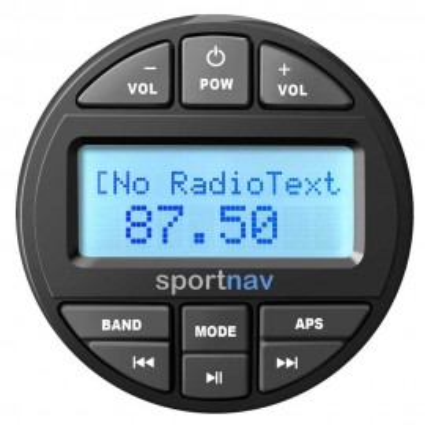 Equipo Música SportNav H825