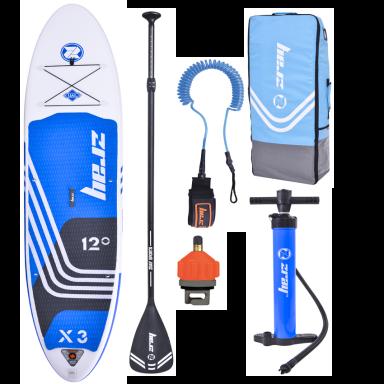 Zray X-Rider 12' Paddle Hinchable