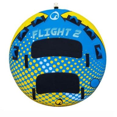 Spinera Flight 2P Hinchable Arrastrable