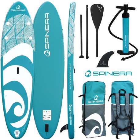 """Spinera Lets 10'4"""" Paddle Hinchable"""
