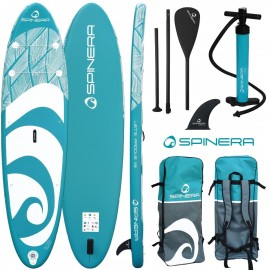 """Spinera Lets 11'2"""" Paddle Hinchable"""