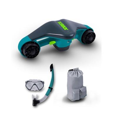 Jobe Infinity Seascooter con Bolsa y Esnórquel