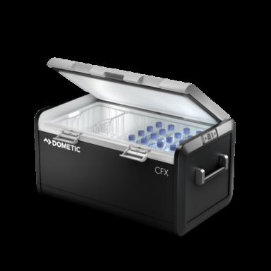 Nevera Dometic CFX3 100 con Compresor