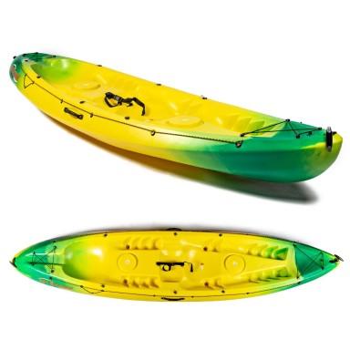 Pack Kayak RPI Trillia Con Remos y Asientos