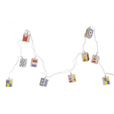 Lámpara Cadena Decoración Náutica (1u)