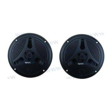 Altavoces Bluetooth SPOH600B Negros