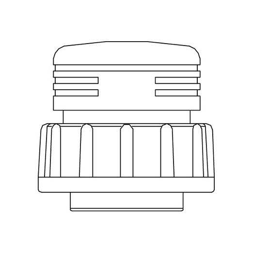 Tapón Conector Simrad Nse