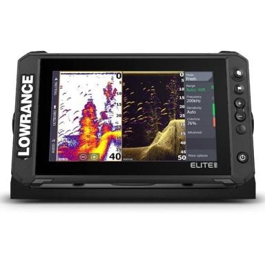Lowrance Elite 9 FS GPS Sonda