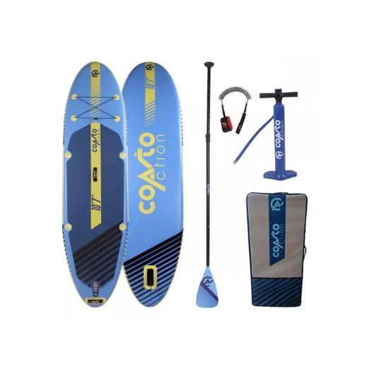 "Coasto Action 10'7"" Paddle Hinchable"