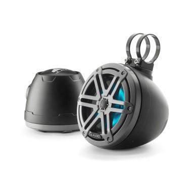 Altavoces JL Audio M3-650VEX LED RGB Sport Negros