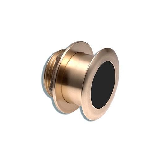 Transductor Pasacascos Bronce Garmin 50 y 200 Khz 1 Kw B164