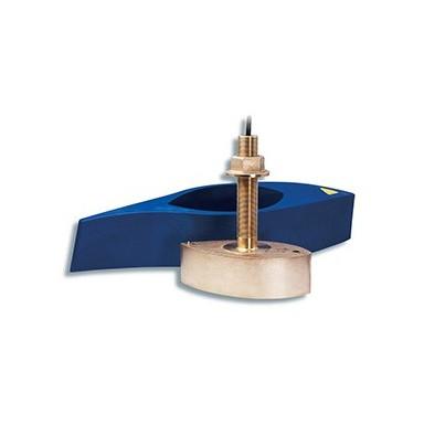 Transductor Pasacascos Bronce Garmin 50 y 200 Khz 1Kw B260