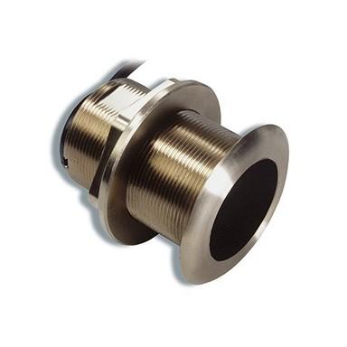 Transductor Pasacascos Bronce Garmin 50 y 200 Khz 500W B60