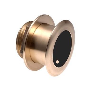Transductor Pasacascos Bronce Garmin B175L 8 Pins Chirp 1 Kw