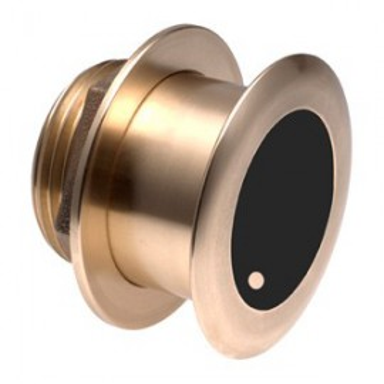 Transductor Pasacascos Bronce Garmin B175M 8 Pins Chirp 1 Kw