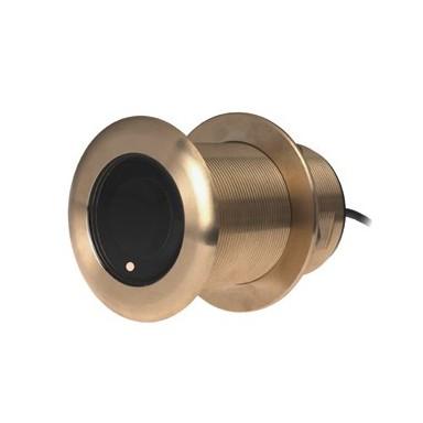 Transductor Pasacascos Bronce Garmin B75L 8 Pins Chirp 500W