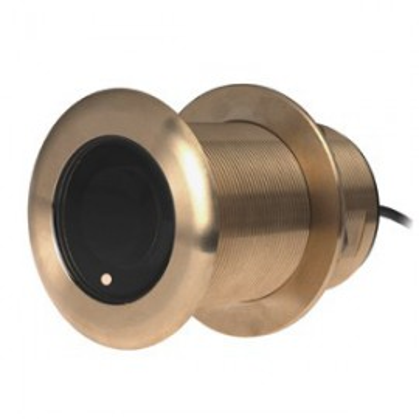 Transductor Pasacascos Bronce Garmin B75H 8 Pins Chirp 500W