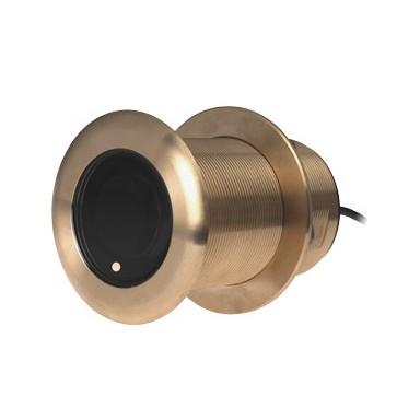 Transductor Pasacascos Bronce Garmin B150M 8 Pins Chirp 300W