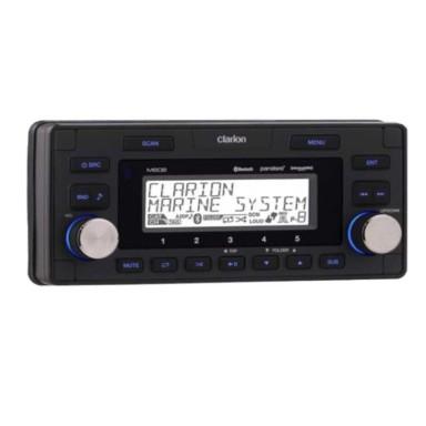 Reproductor Audio Clarion M608 con Bluetooth