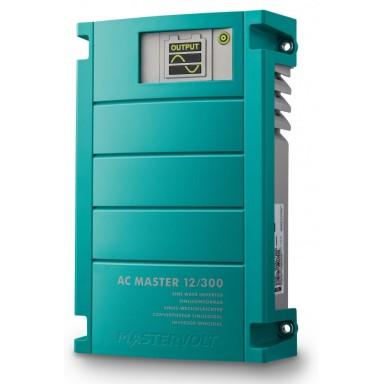 Inversor Mastervolt AC Master 12V 300W 230V IEC