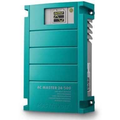 Inversor Mastervolt AC Master 24V 500W 230V IEC