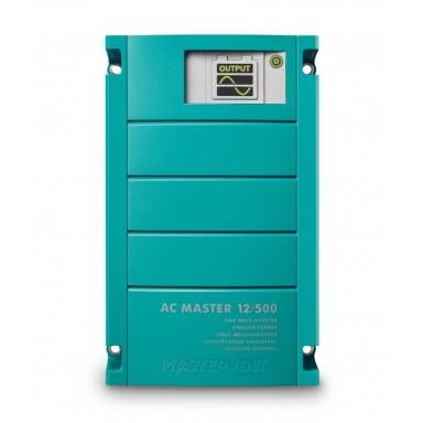 Inversor Mastervolt AC Master 12V 500W 230V IEC