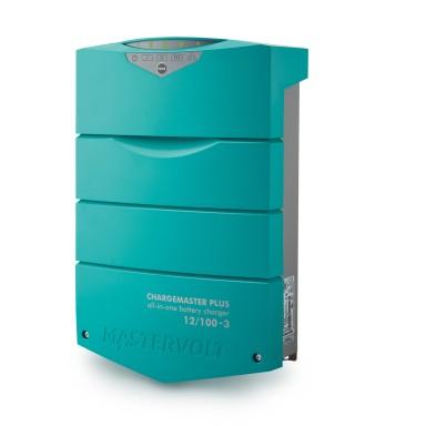 Cargador Baterías Mastervolt ChargeMaster 12V 100A