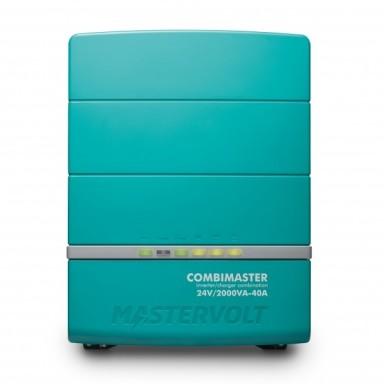 Mastervolt CombiMaster 24V 2000W 40A 230V