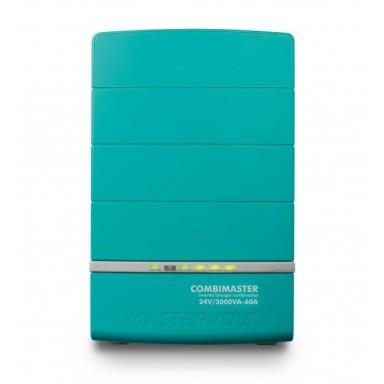 Mastervolt CombiMaster 24V 3000W 60A 230V