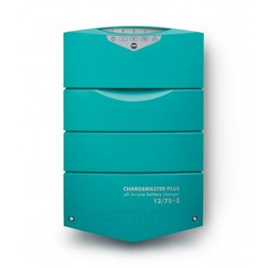 Cargador Baterías Mastervolt ChargeMaster 12V 75A