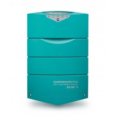 Cargador Baterías Mastervolt ChargeMaster 24V 60A