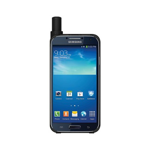 Thuraya SatSleeve Samsung Gallaxy Cobertura Satélite