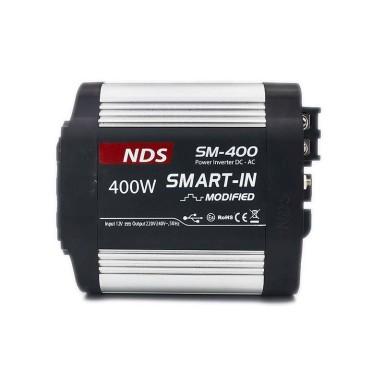 Inversor NDS Smart IN 12V 400W 230V