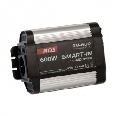 Inversor NDS Smart IN 24V 600W 230V